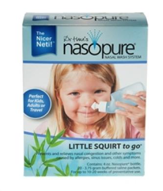 nasopure nässkolj barn